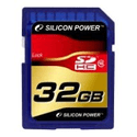 Карта памяти Silicon Power 32ГБ SecureDigital HC Class10 SP032GBSDH010V10
