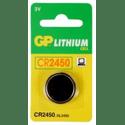 Элемент питания GP CR2450-BC1 1шт