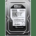Накопитель HDD Western Digital 500ГБ Caviar Black WD5003AZEX