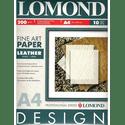Фотобумага Lomond 0918041 A4 200гм2 10лглянцевая Кожа