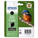 Картридж Epson C13T15914010 фото черный стандартной емкости