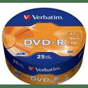 Диск Verbatim DVD-R 47ГБ 16x 43730