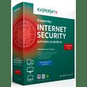 Программное обеспечение Kaspersky Internet Security Russian Edition 3-Device 1 year Base Box