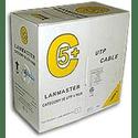 Кабель LANMASTER LAN-5EUTP-PT-GY