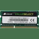Модуль памяти Corsair SO-DIMM 4ГБ DDR3L SDRAM CMSO4GX3M1C1600C11