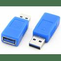 Переходник Flextron AU3-AMAF-01-P1 USB30 Am  Af