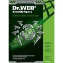 Программное обеспечение Dr Web Security Space картонная упаковка на 12 месяцев  на 1 ПК