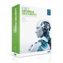 Программное обеспечение ESET NOD32 Mobile Security  коробка на 3 устройства на 1 год