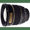 Объектив Samyang MF 85mm f14 AS IF Sony E NEX