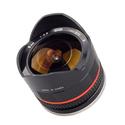 Объектив Samyang MF 8mm f28 AS IF UMC Fish-eye II Sony E-mount Black