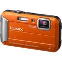 Фотоаппарат Panasonic Lumix DMC-FT30EE-D Orange