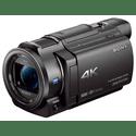 Видеокамера Sony FDR-AX33E black