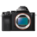 Фотоаппарат Sony Alpha ILCE-7S Body Black