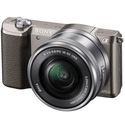 Фотоаппарат Sony Alpha A5100 kit 16-50mm коричневый
