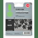 Картридж Cactus CS-BCI15BK черный