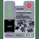 Картридж Cactus CS-BCI24BK черный
