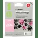 Картридж Cactus CS-BCI6PM пурпурный