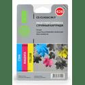 Картридж Cactus CS-CLI426CMY многоцветный