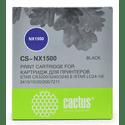 Картридж Cactus CS-NX1500 черный