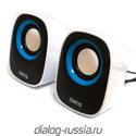 Акустическая система Dialog Colibri AC-06UP WhiteBlack