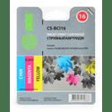 Картридж Cactus CS-BCI16 трехцветный
