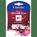USB Flash накопитель Verbatim 8ГБ Граффити 98165