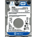 Накопитель HDD Western Digital 500ГБ 25 Blue WD5000LPCX