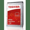 Накопитель HDD Toshiba 500ГБ 25 L200 HDWJ105UZSVA
