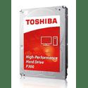 Накопитель HDD Toshiba 1000ГБ P300 HDWD110UZSVA
