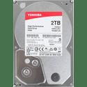 Накопитель HDD Toshiba 2000ГБ P300 HDWD120UZSVA