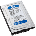Накопитель HDD Western Digital 500ГБ Blue WD5000AZLX