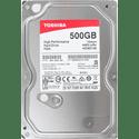 Накопитель HDD Toshiba 500ГБ P300 HDWD105UZSVA