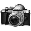 Фотоаппарат Olympus OM-D E-M10 Mark II kit 14-42mm 135-56 II R Silver