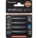 Аккумулятор Panasonic Eneloop Pro LR6 AA 2500 mAh R2U уп 4 шт