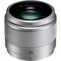 Объектив Panasonic Lumix H-H025E 25mm f17 G Aspherical silver