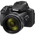 Фотоаппарат Nikon CoolPix P900 Black