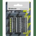 Элемент питания Defender LR6-4B 56012