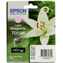 Картридж Epson C13T05964010 светло-пурпурный