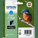 Картридж Epson C13T15924010 голубой