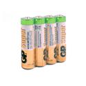 Элемент питания GP Super Alkaline 24ARS LR03 AAA 4штуп