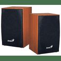 Акустическая система Genius SP-HF160 Brown Wood