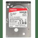 Накопитель HDD Toshiba 500ГБ 25 L200 Slim HDWK105UZSVA