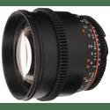 Объектив Samyang MF 85mm T15 AS IF UMC VDSLR II Sony E