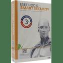 Программное обеспечение ESET NOD32 Smart Security - универсальная лицензия на 1 год на 3ПК или продление на 20 месяцев