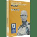 Программное обеспечение ESET NOD32 Smart Security Family  универсальная лицензия на 1 год на 5 устройств