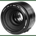 Объектив YongNuo AF 50mm f18 Nikon F