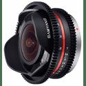 Объектив Samyang MF 75mm T38 Fish-eye VDSLR micro 43 Black