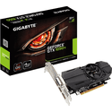Видеокарта GIGABYTE 4096МБ GeForce GTX 1050 Ti OC Low Profile 4G GV-N105TOC-4GL