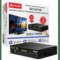 Ресивер DVB-T2 D-COLOR DC1401HD