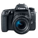 Зеркальный фотоаппарат Canon EOS 77D kit EF-S 18-55mm f35-56 IS STM